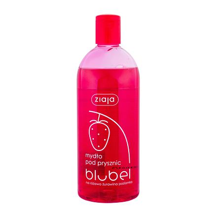 Ziaja Fruity sprchový gel s vůní brusinky a divoké jahody 500 ml pro ženy