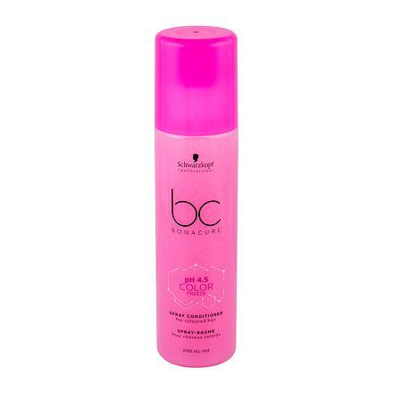 Schwarzkopf BC Bonacure pH 4.5 Color Freeze Spray kondicionér pro barvené vlasy ve spreji 200 ml pro ženy