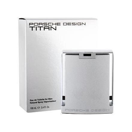 Porsche Design Titan toaletní voda 100 ml pro muže