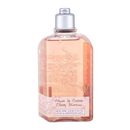 L´Occitane Cherry Blossom sprchový gel 250 ml pro ženy