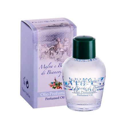 Frais Monde Mallow And Hawthorn Berries parfémovaný olej 12 ml pro ženy