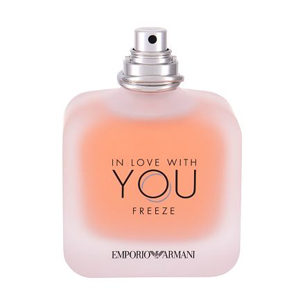 Giorgio Armani Emporio Armani In Love With You Freeze parfémovaná voda 100 ml Tester pro ženy