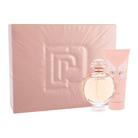 Paco Rabanne Olympéa sada parfémovaná voda 80 ml + tělové mléko 100 ml pro ženy