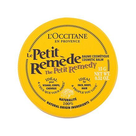 L´Occitane Le Petit Reméde Multi-Purpose Balm balzám na tělo, pleť i vlasy 15 g pro ženy