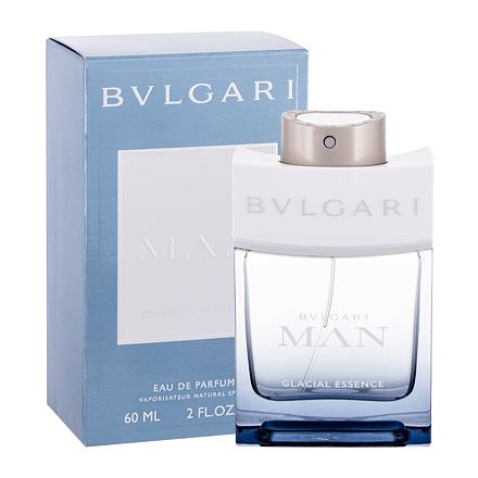 Bvlgari MAN Glacial Essence parfémovaná voda 60 ml pro muže