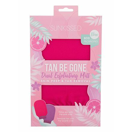 Sunkissed Mitt Tan Be Gone rukavice pro přípravu k nanesení samoopalovacího přípravku nebo odstraněn