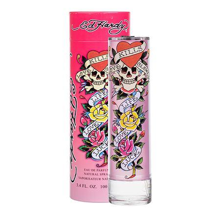 Christian Audigier Ed Hardy Woman parfémovaná voda 100 ml pro ženy
