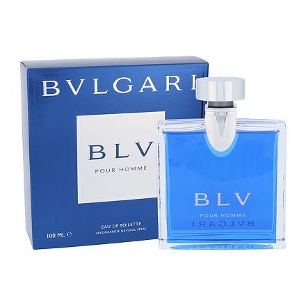 Bvlgari BLV Pour Homme toaletní voda 100 ml pro muže