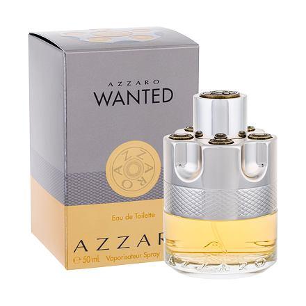 Azzaro Wanted toaletní voda 50 ml pro muže