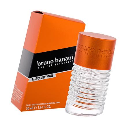 Bruno Banani Absolute Man toaletní voda 50 ml pro muže