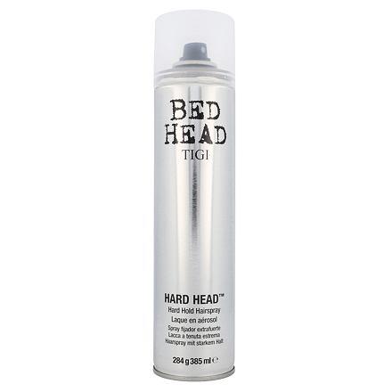 Tigi Bed Head Hard Head silně tužící lak na vlasy 385 ml pro ženy