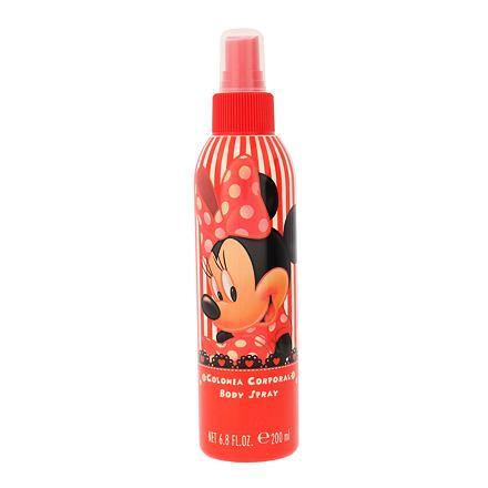 Disney Minnie Mouse tělový sprej 200 ml pro děti