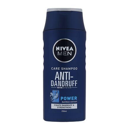 Nivea Men Anti-dandruff Power šampon proti lupům 250 ml pro muže