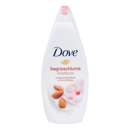 Dove Purely Pampering Almond Cream krémová pěna do koupele 700 ml pro ženy