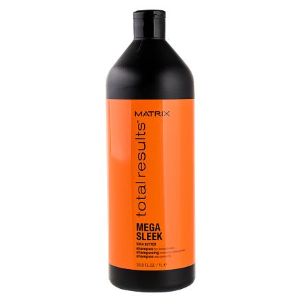 Matrix Total Results Mega Sleek šampon na nepoddajné vlasy 1000 ml pro ženy
