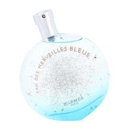 Hermes Eau Des Merveilles Bleue toaletní voda 100 ml Tester pro ženy