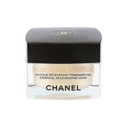 Chanel Sublimage Essential Regenerating Mask regenerační maska pro všechny typy pleti 50 g pro ženy