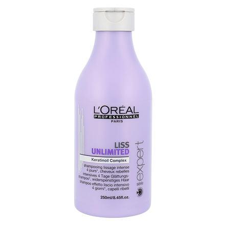 L´Oréal Professionnel Série Expert Liss Unlimited šampon pro uhlazení nepoddajných vlasů 250 ml pro