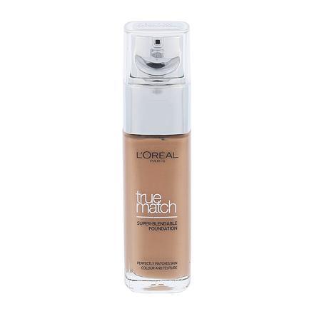 L´Oréal Paris True Match sjednocující make-up 30 ml odstín D7-W7 Golden Amber pro ženy