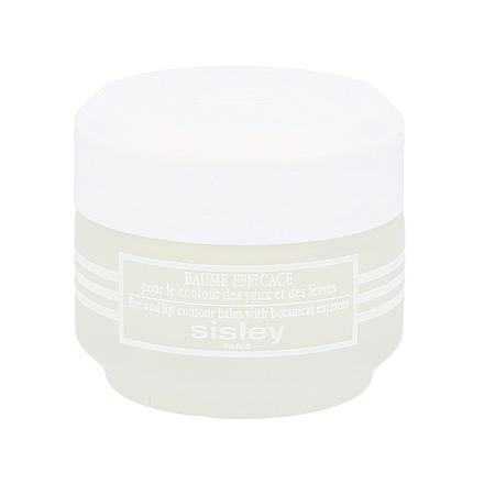 Sisley Baume Efficace Eye And Lip Contour Balm oční krém na všechny typy pleti 30 ml pro ženy