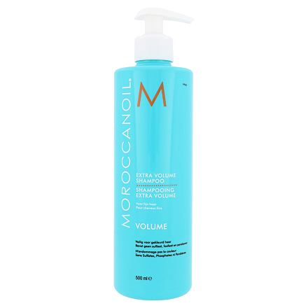 Moroccanoil Volume šampon pro jemné vlasy 500 ml pro ženy