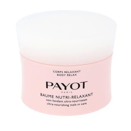 PAYOT Corps Relaxant Ultra-Nourishing Melt-In Care vyživující tělový balzám 200 ml pro ženy