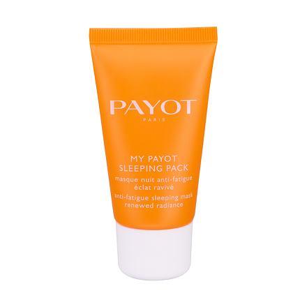 PAYOT My Payot Sleeping Pack noční pleťová maska pro rozjasnění 50 ml Tester pro ženy