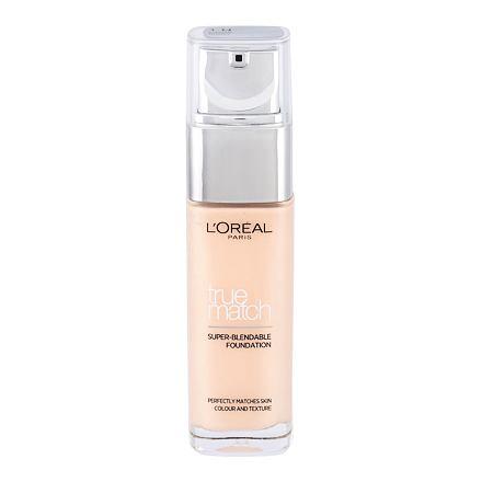 L´Oréal Paris True Match sjednocující make-up 30 ml odstín N1 Ivory pro ženy