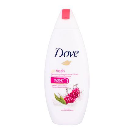 Dove Go Fresh Pomegranate osvěžující sprchový gel 250 ml pro ženy