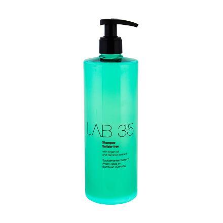 Kallos Cosmetics Lab 35 Sulfate-Free vyživující šampon bez sulfátů a parabenů 500 ml pro ženy