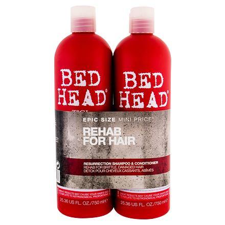 Tigi Bed Head Resurrection sada šampon 750 ml + kondicionér 750 ml pro ženy