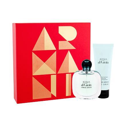 Giorgio Armani Acqua di Gioia sada parfémovaná voda 30 ml + tělové mléko 75 ml pro ženy