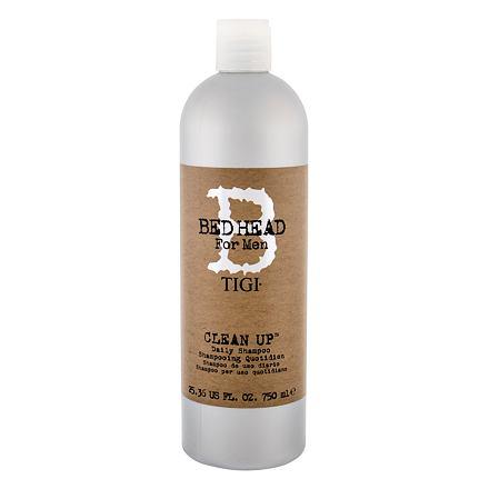 Tigi Bed Head Men Clean Up šampon pro každodenní použití 750 ml pro muže
