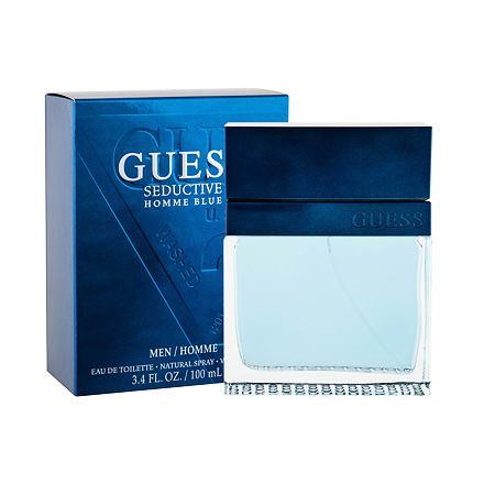 GUESS Seductive Homme Blue toaletní voda 100 ml pro muže