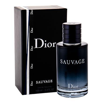 Christian Dior Sauvage toaletní voda 100 ml pro muže