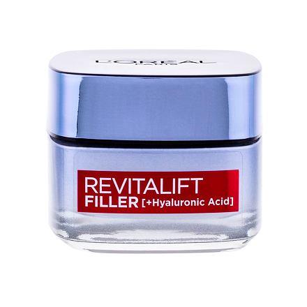 L´Oréal Paris Revitalift Filler HA pleťový krém s kyselinou hyaluronovou 50 ml pro ženy