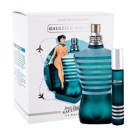 Jean Paul Gaultier Le Male sada toaletní voda 125 ml + toaletní voda 20 ml pro muže
