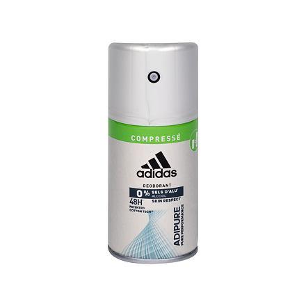 Adidas Adipure 48h deospray bez obsahu hliníku 100 ml pro muže
