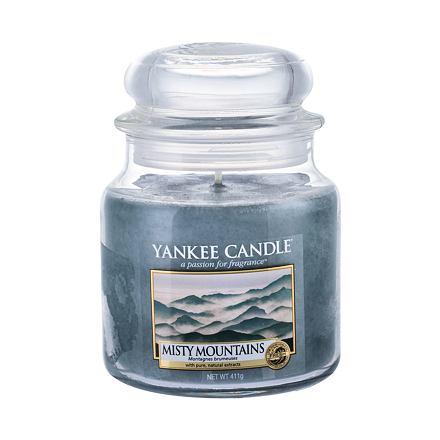 Yankee Candle Misty Mountains vonná svíčka 411 g