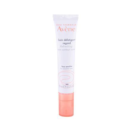 Avene Sensitive Skin Refreshing Eye Contour Care osvěžující oční krém pro citlivou pleť 15 ml pro ženy