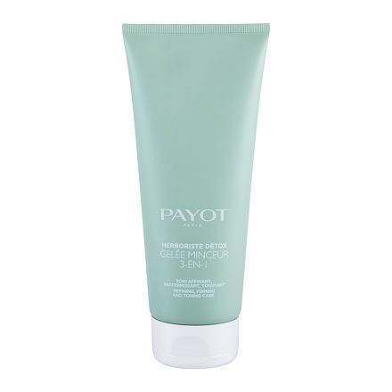 PAYOT Herboriste Détox 3-In-1 zpevňující tělový gel 200 ml