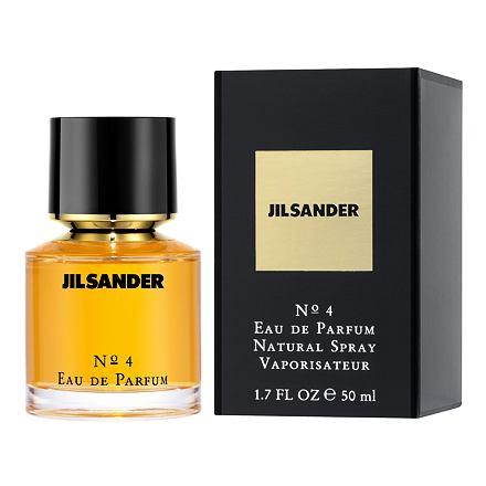 Jil Sander No.4 parfémovaná voda 50 ml pro ženy
