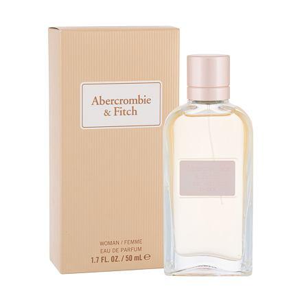 Abercrombie & Fitch First Instinct Sheer parfémovaná voda 50 ml pro ženy