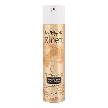 L´Oréal Paris Elnett Extra Strong Hold lak na vlasy s extra silnou fixací 250 ml pro ženy