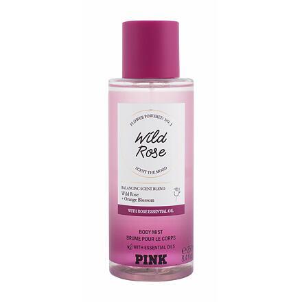 Pink Wild Rose tělový sprej 250 ml pro ženy