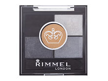 Oční stín Rimmel London Glam Eyes HD 3,8 g 021 Golden Eye