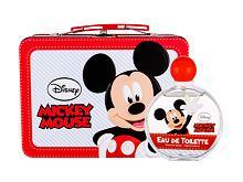 Toaletní voda Disney Mickey Mouse 50 ml Kazeta