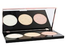 Rozjasňovač Makeup Revolution London Strobe Lighting Palette 11,5 g