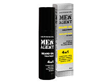 Olej na vousy Dermacol Men Agent Beard Oil 4in1
