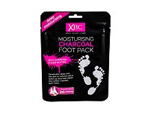 Krém na nohy Xpel Body Care Charcoal Foot Pack 1 ks